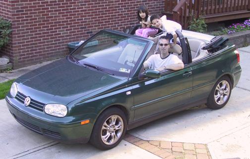 The family car
